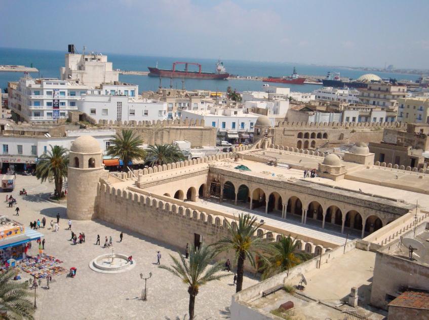 Курорт Сусс, Тунис