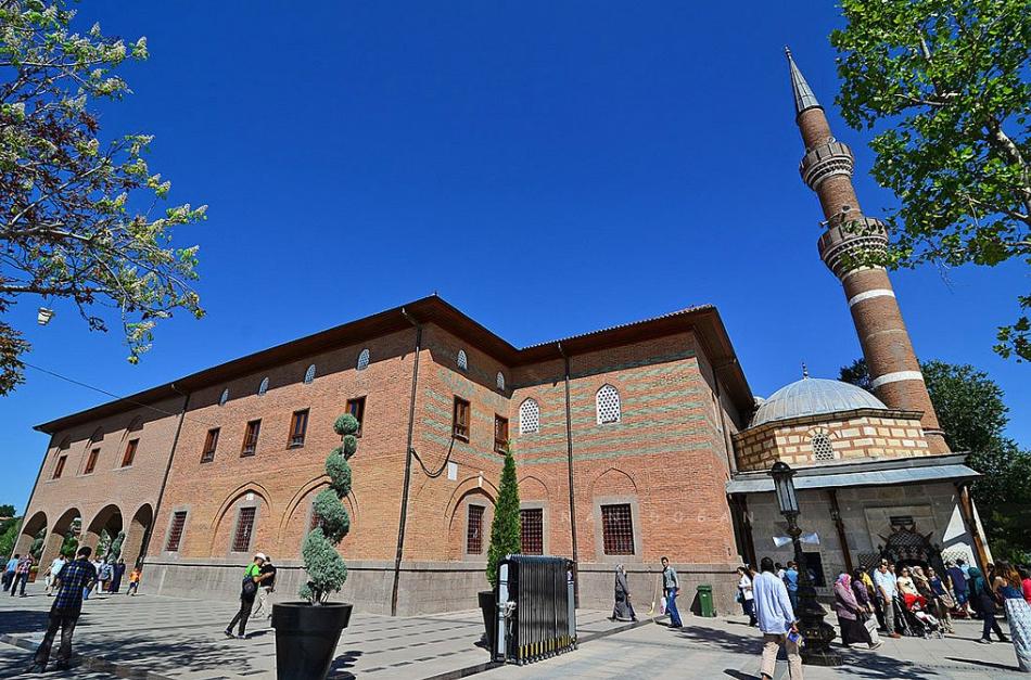 Мечеть Хаджи-Байрам