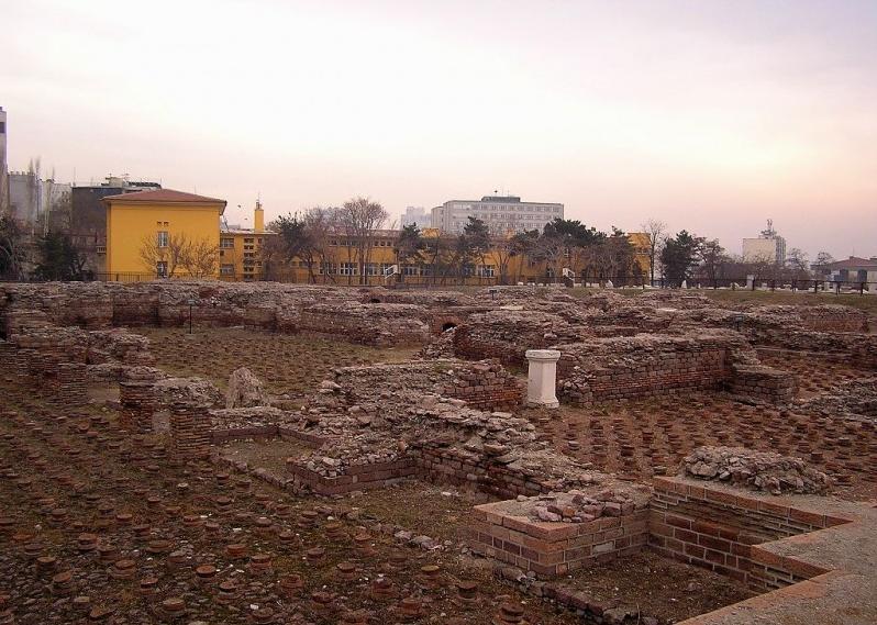 Римские Бани в Анкаре