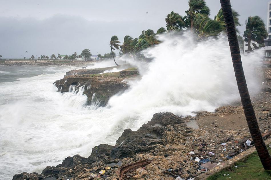 Ураганы на Карибах