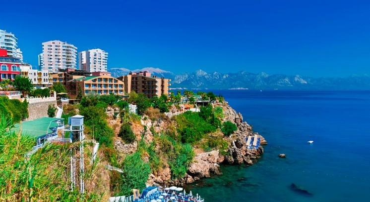 Анталия - город-курорт