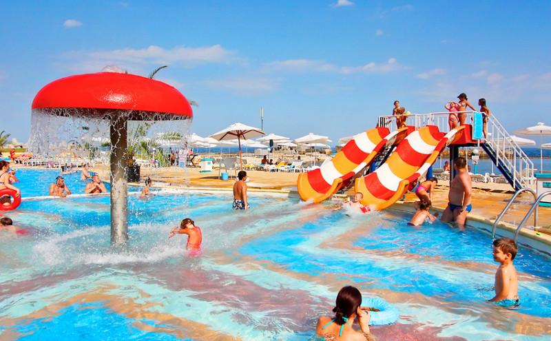 Болгария - отличное место для отдыха с детьми