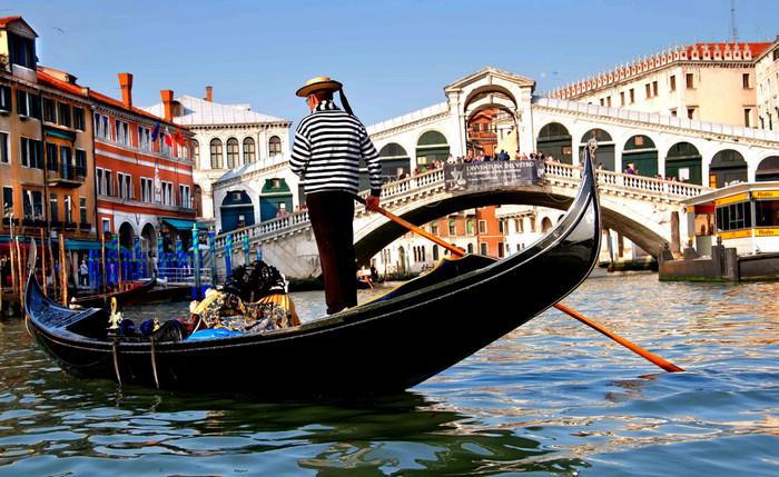 Сказочная Венеция