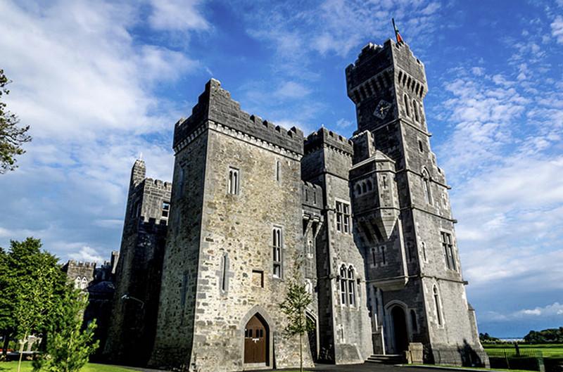 Ирландия. Замок Эшфорд.