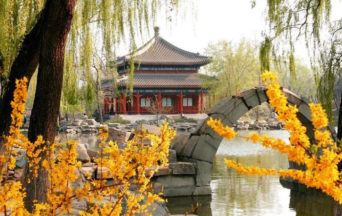 Китай осенью