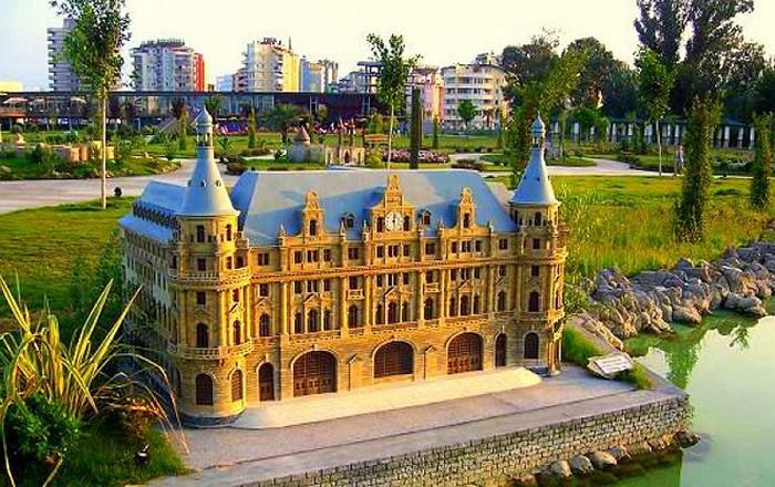 Музей-парк Мини-сити