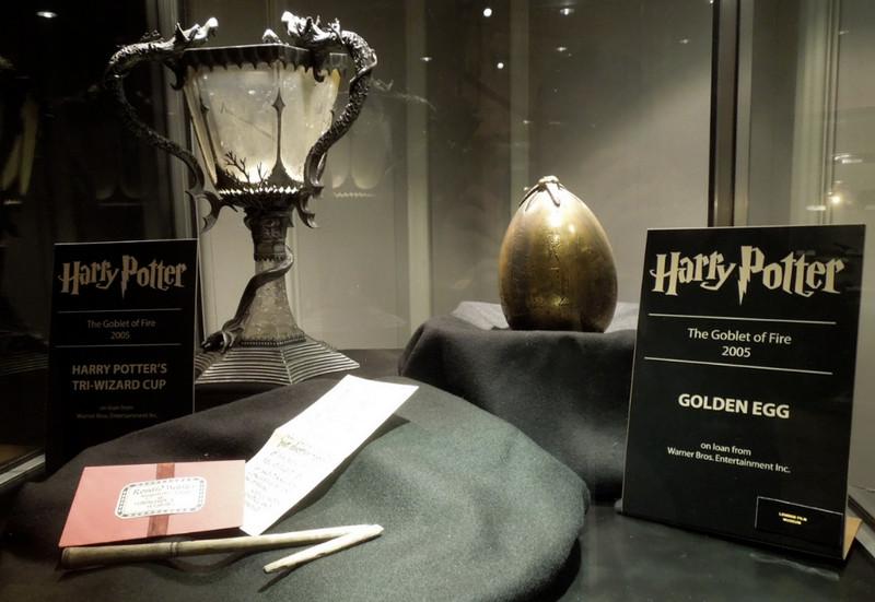 Музей Гарри Поттера, Англия
