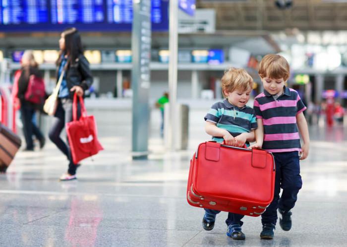 Путешествие с детьми желательно спланировать заранее