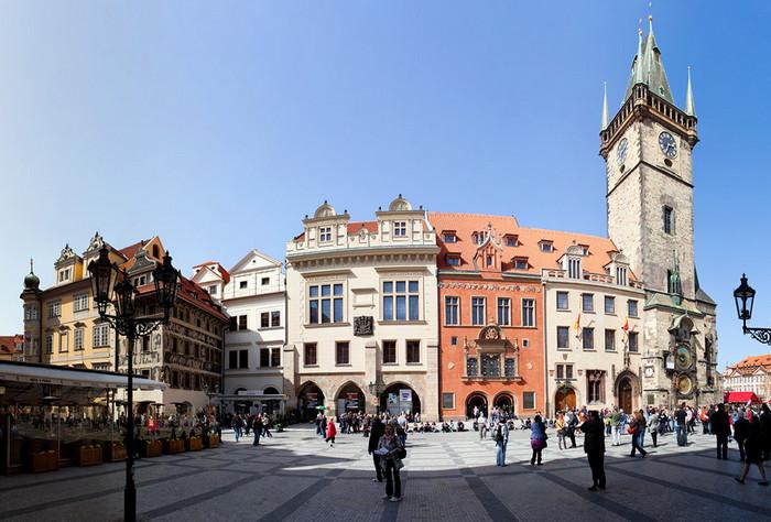 Ратуша Старого Города, Прага