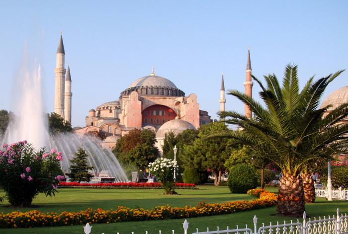 Стамбул - город для туристов
