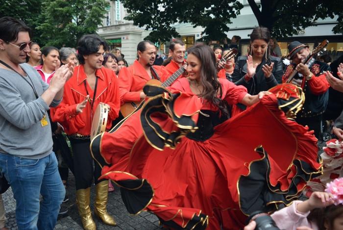 Цыганский фестиваль Кхаморо