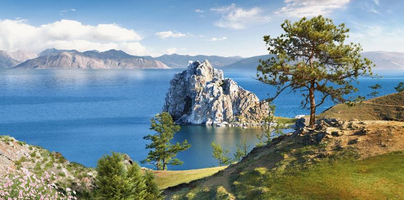 Краевиды озера Байкал