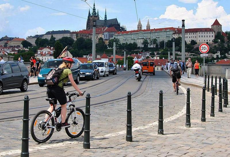 Прага - отличное место дял спортсменов