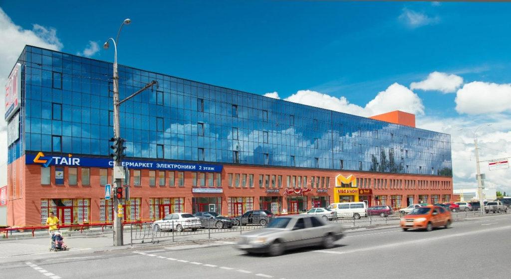 Торгово-развлекательный центр MEGANOM в Симферополе