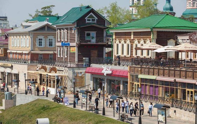 Хостей Доммой, Иркутск