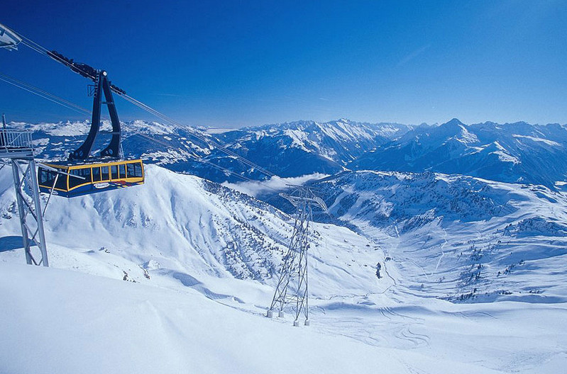 Долина Циллерталь, Австрия
