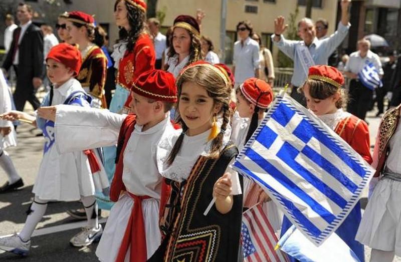 Гинайкратия - фестиваль женщин в Греции