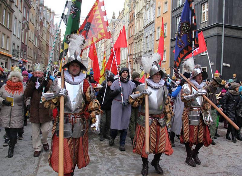 Праздник Трех королей, Польша