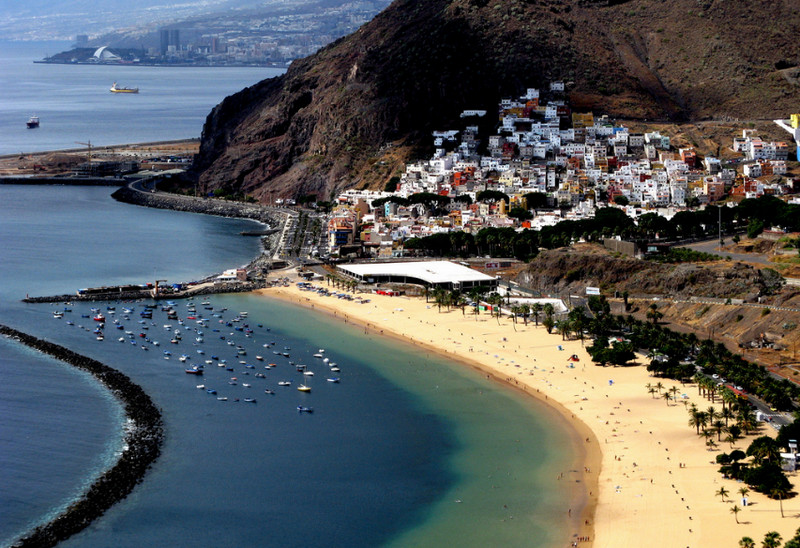 Остров Тенерифе, Испания