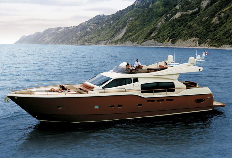 Альтернативой отелю может послужить яхта