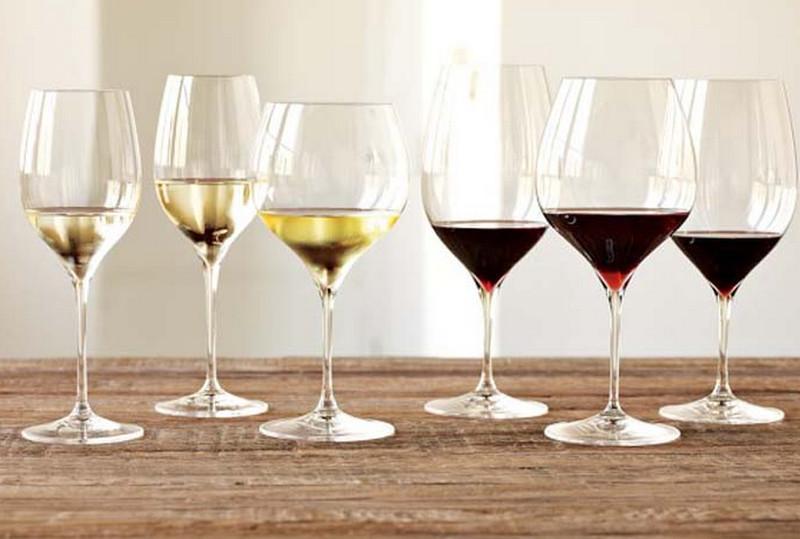 Бокалы для вина - отличный сувенир из столицы Австрии