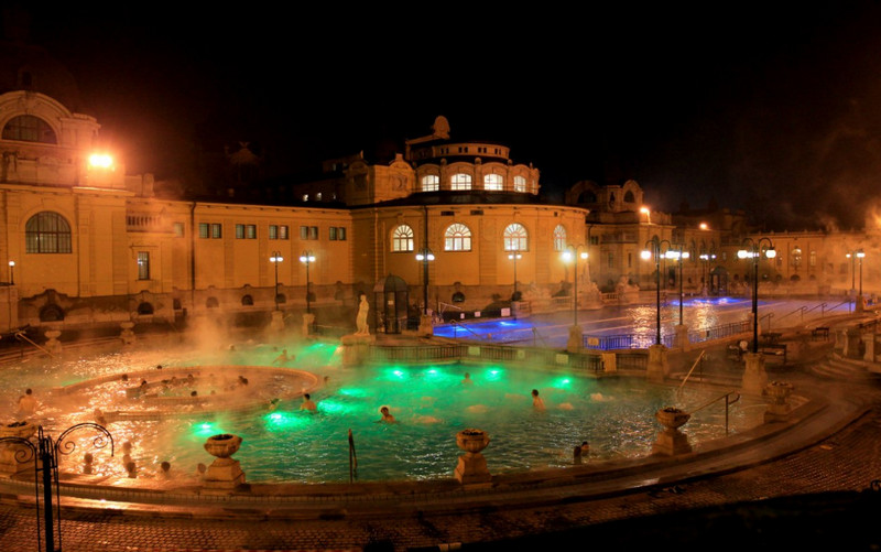 Будапешт - купальня Европы №1