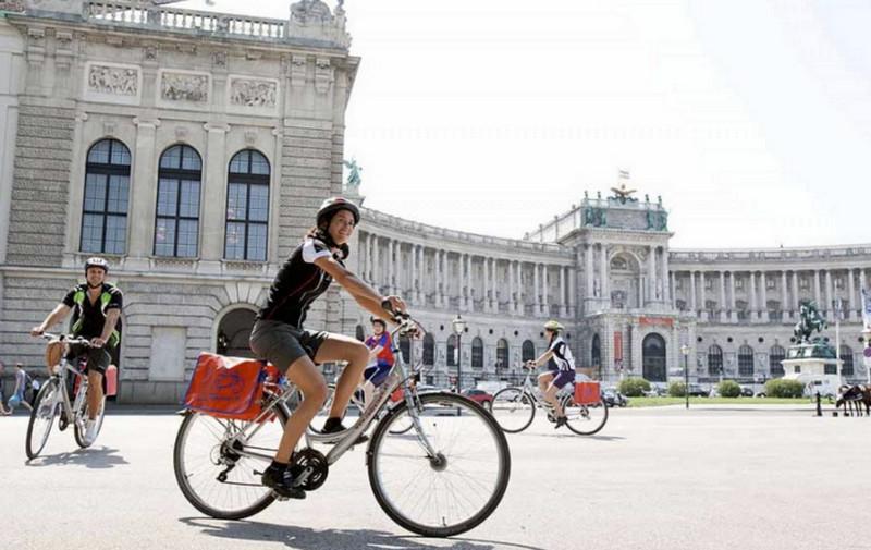 Велотуры Вены