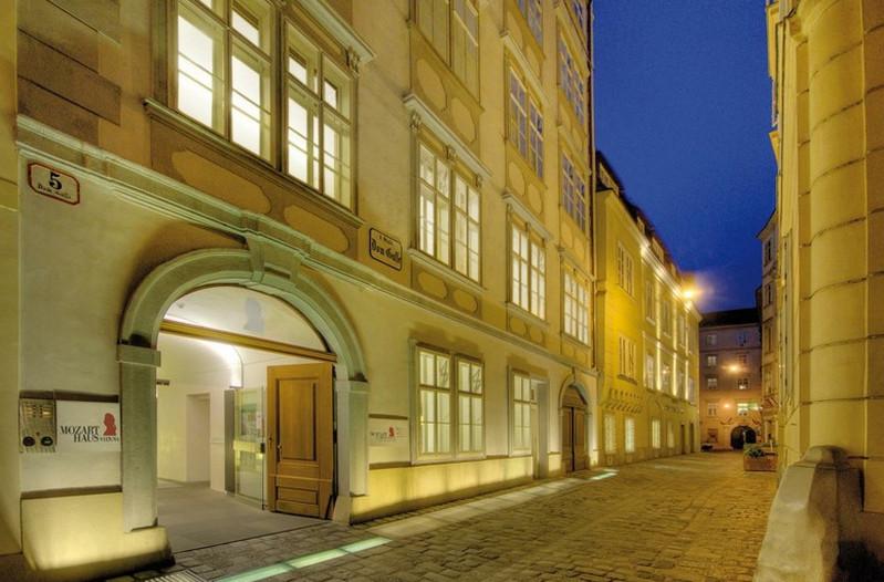Венский дом Моцарта