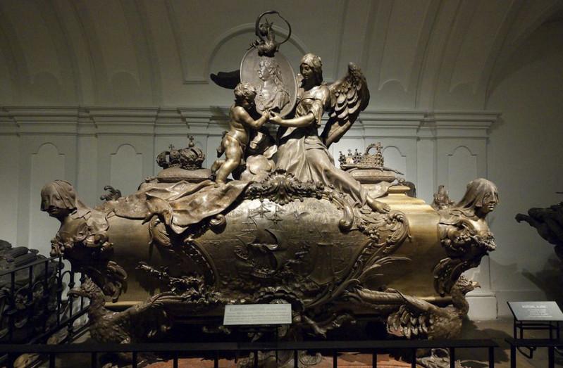 Императорский склеп Кайзергруфт