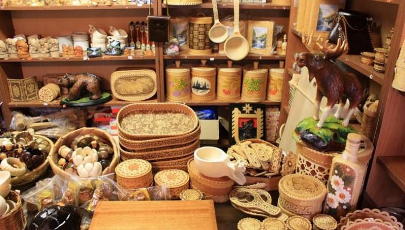 Карельские сувениры