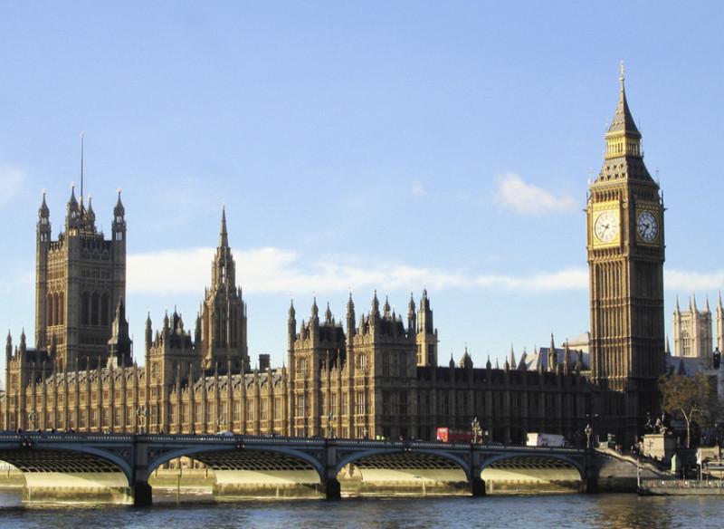 Лондон - город необыкновенных достопримечательностей