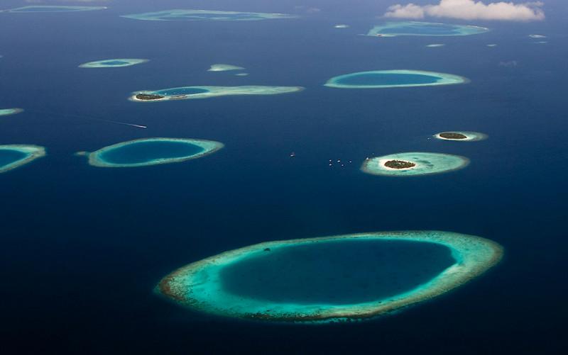 Мальдивские атоллы