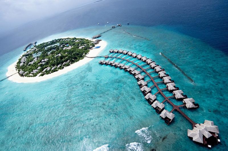 Мальдивы - райское место для отдыха