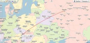Днепропетровск ганновер время в пути