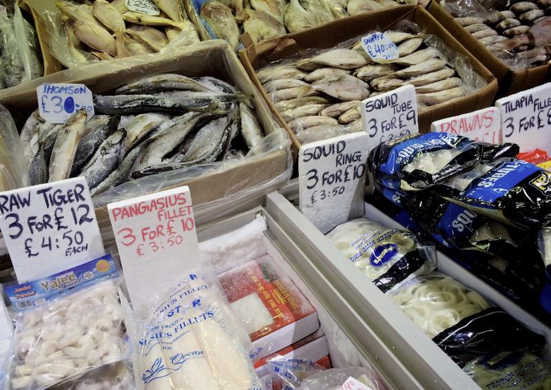 Продукция на местном рынке