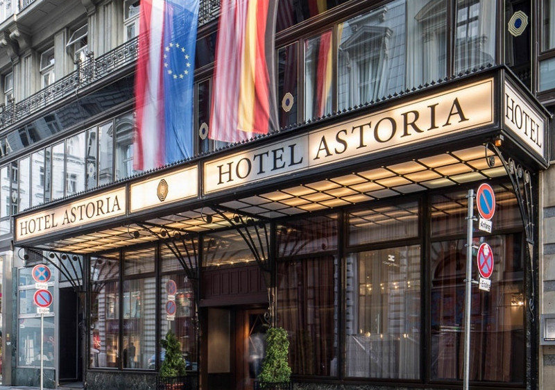 Отель Austria Trend Hotel Astoria Wien 4*