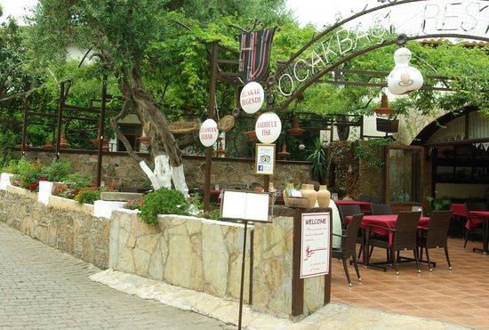 Ресторан Ocakbasi