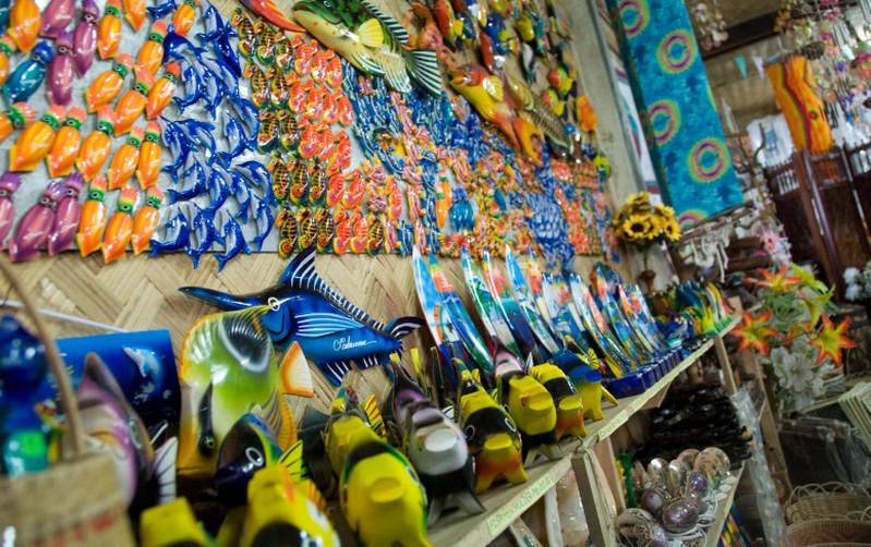 Сувениры Мальдивских островов