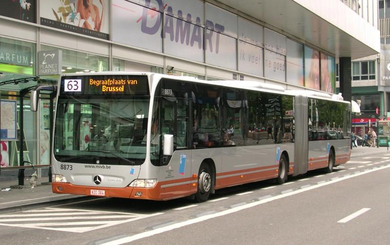 Транспорт в Брюсселе