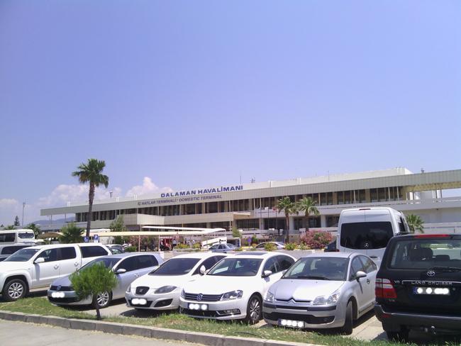 аэропорт стоянка авто