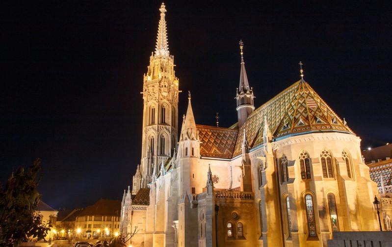 Собор Матьяша, Будапешт