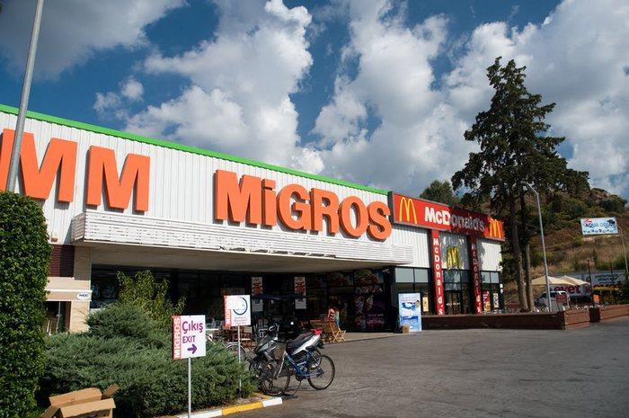 Гипермаркет Migros