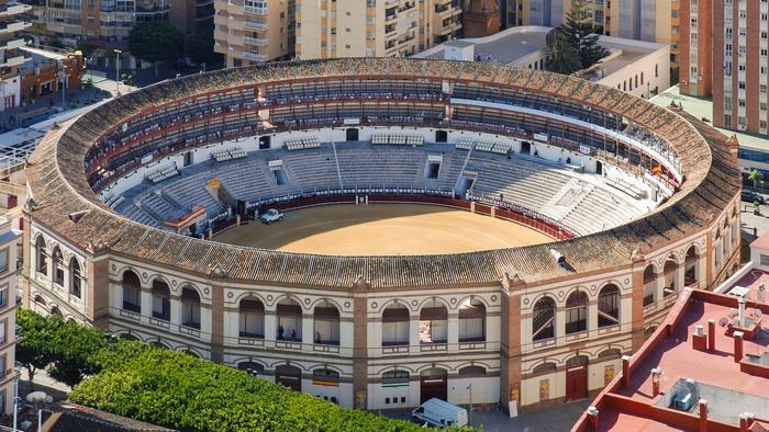 Арена для кориды Ла-Малагета