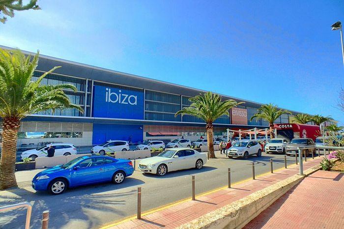Аэропорт Ибицы