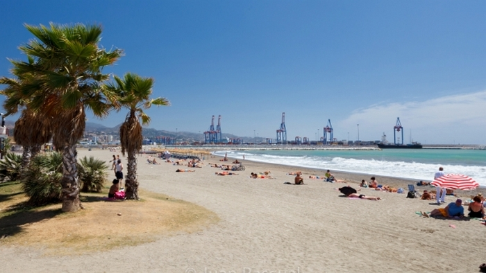 Пляж Сан-Андрес