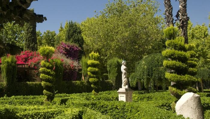 Сады Хардинес-де-Виверос