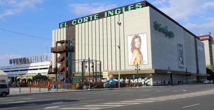 Торговые центры Валенсии