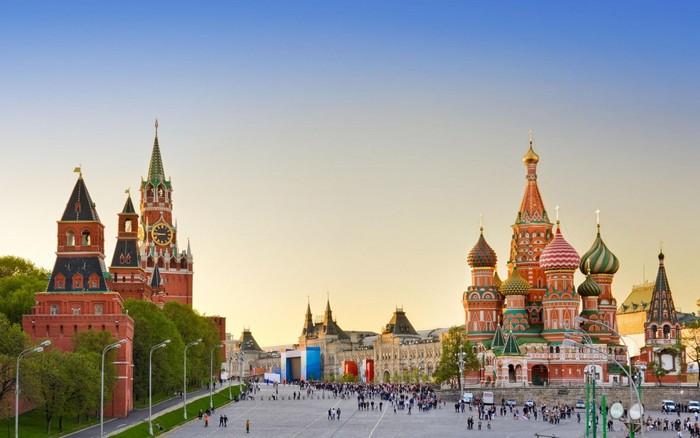 Центральная площадь Москвы