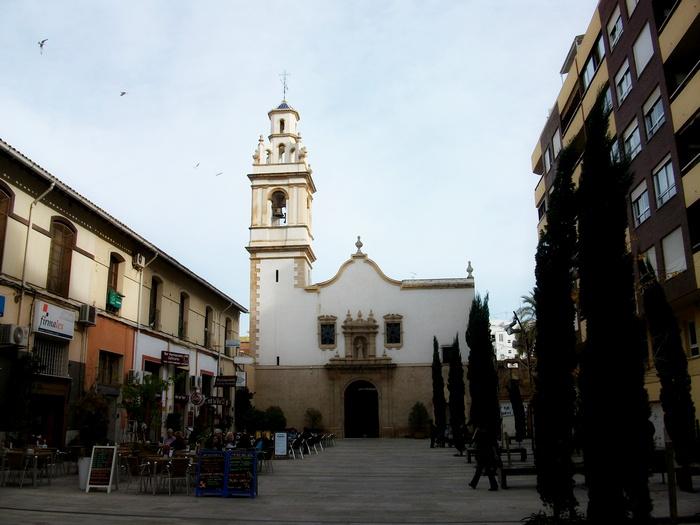 Церковь Святого Антонио