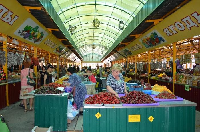 Адлерский рынок